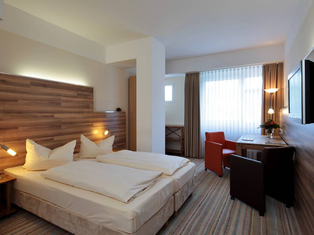 Business-Doppelzimmer - Hotel City Relax