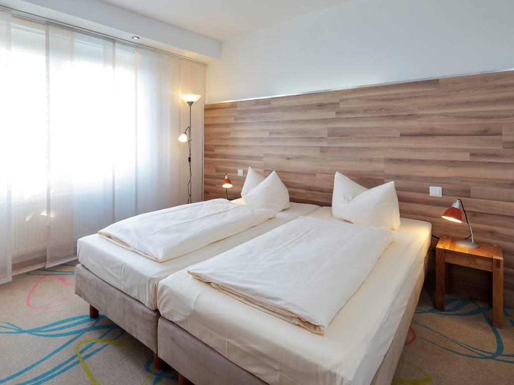 Unser Business Zimmer Petul Apart Hotels