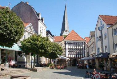Die Altstadt Von Hattingen Petul Apart Hotels