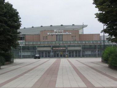 Messe Westfalenhallen